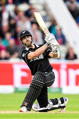 Kane Williamson New Zealand Century v South Africa World Cup 2019