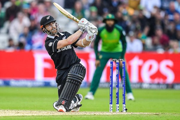 Kane Williamson New Zealand v South Africa World Cup 2019