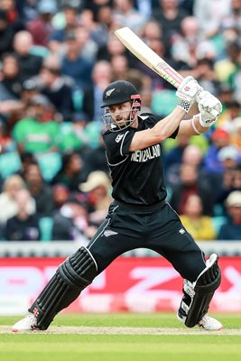 Kane Williamson New Zealand v Bangladesh World Cup 2019