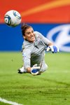 Hope Solo USA Penalty Save v Brazil Women's World Cup 2011 Prints