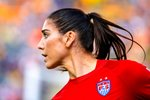 Hope Solo USA Goal Keeper v Colombia World Cup 2015 Prints