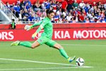 Hope Solo USA Goal Kick v China World Cup 2015 Prints
