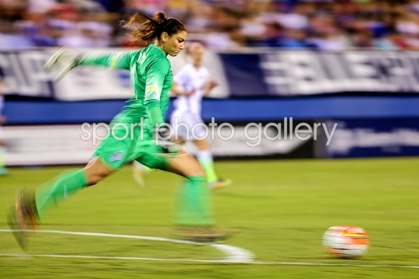Hope Solo USA v Germany SheBelieves Cup Florida 2016