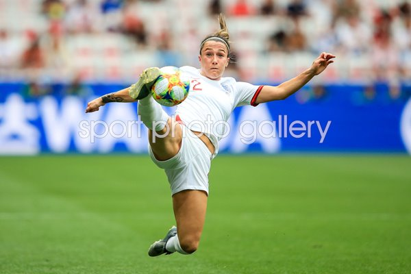 Lucy Bronze England v Scotland Women's World Cup 2019