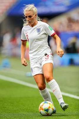 Alex Greenwood England v Scotland Women's World Cup 2019