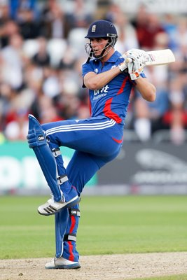 Alex Hales England v West Indies T20 2012