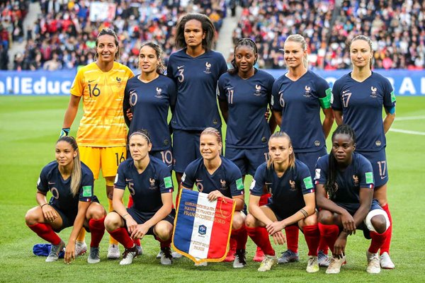 France Team v Korea Republic Women's World Cup 2019