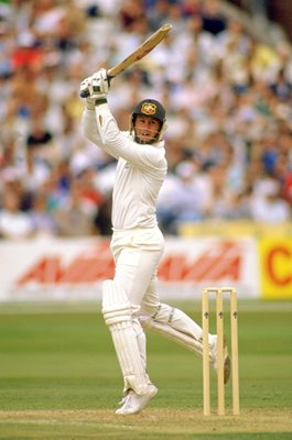 Mark Taylor Australia v England Trent Bridge Ashes 1989
