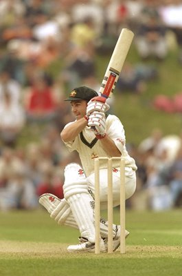 Michael Slater Australia batting England Tour 1993
