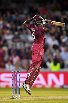 Carlos Brathwaite West Indies v New Zealand World Cup 2019
