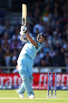 Ben Stokes England batting v Sri Lanka World Cup 2019