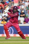 Chris Gayle West Indies v New Zealand World Cup 2019 Prints
