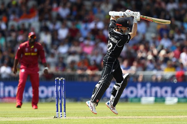 Kane Williamson New Zealand v West Indies World Cup 2019
