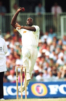 Devon Malcolm England 9 for 57 v South Africa Oval 1994