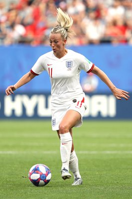 Toni Duggan England v Cameroon Round of 16 World Cup 2019