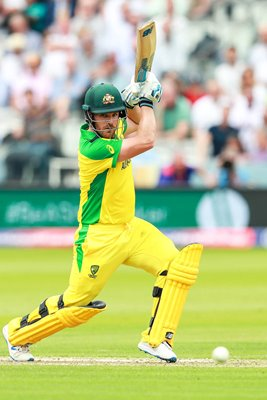 Aaron Finch Australia v England Lord's World Cup 2019
