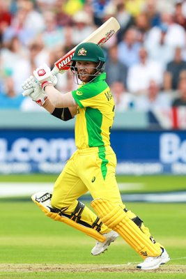 David Warner Australia v England Lord's World Cup 2019