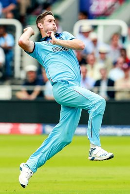 Chris Woakes England v Australia Lord's World Cup 2019
