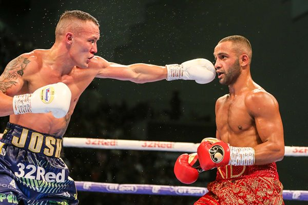 Josh Warrington v Kid Galahad World Featherweight Title Fight 2019