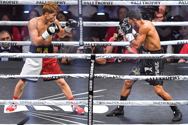 Naoya Inoue v Juan Carlos Payano - World Boxing Super Series 2018