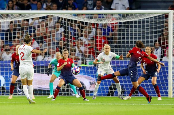 Lucy Bronze England goal v Norway World Cup 2019