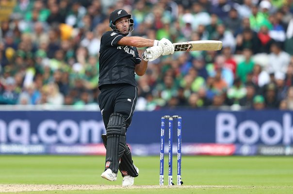 Colin de Grandhomme New Zealand v Pakistan World Cup 2019