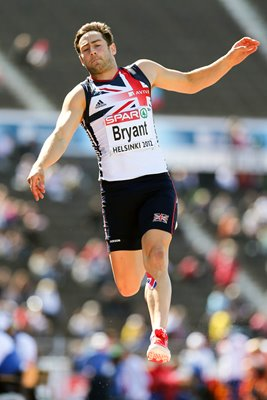 Ashley Bryant  European Athletics Championships 2012