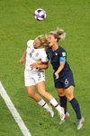 Lindsey Horan v Amandine Henry USA v France World Cup 2019 Prints