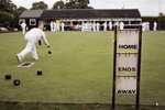 Lawn Bowls in Maidenhead England Prints