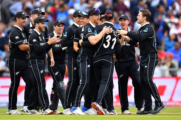 New Zealand beat India Semi-Final World Cup 2019