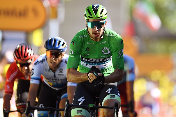 Peter Sagan Slovakia wins Stage 5 Tour de France 2019