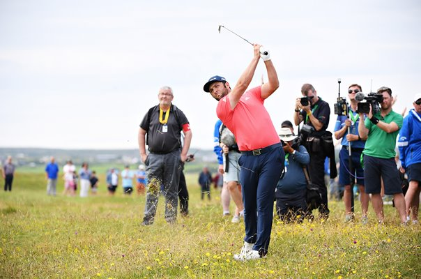 Jon Rahm Spain wins Irish Open Lahinch 2019