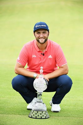 Jon Rahm Spain Irish Open Champion Lahinch 2019