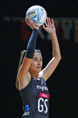 Maria Folau New Zealand Netball World Cup Liverpool 2019