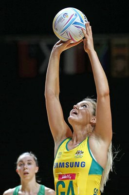 Gretel Tippett Australia v Northern Ireland Netball World Cup 2019