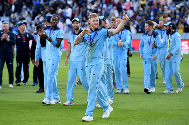 Ben Stokes England World Cup Hero Lord's 2019
