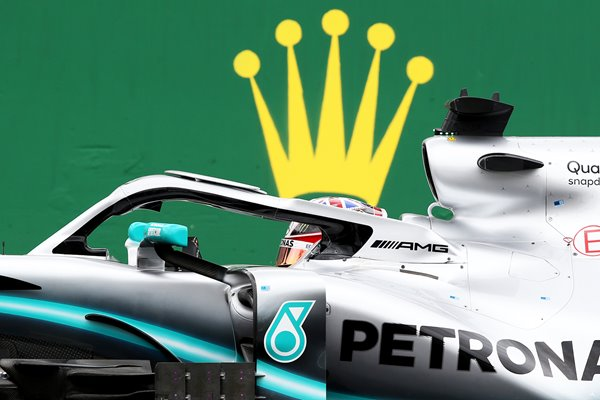 King Lewis Hamilton F1 Grand Prix of Great Britain