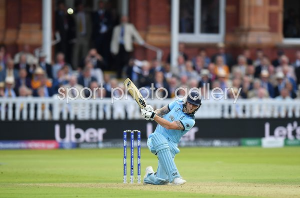 Ben Stokes England 6 Final Over World Cup Final 2019