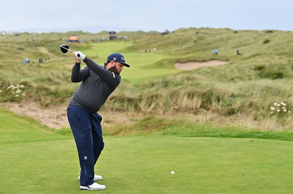 Andrew Johnston England British Open Royal Portrush 2019