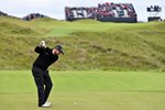 Shane Lowry Ireland 16th Hole R1 Open Royal Portrush 2019 Prints