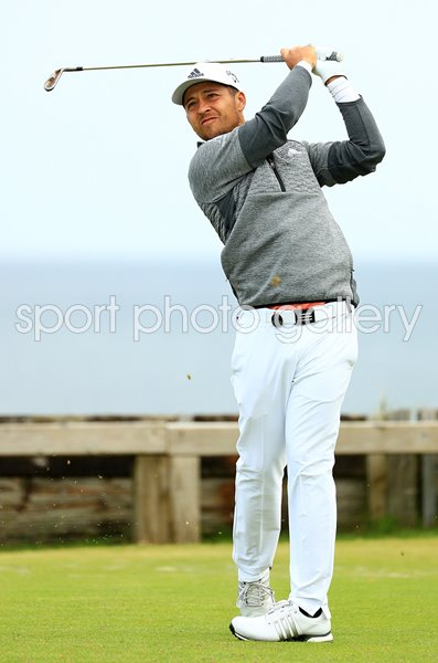 Xander Schauffele USA British Open Royal Portrush 2019