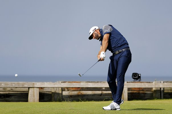 Dustin Johnson United States British Open Royal Portrush 2019