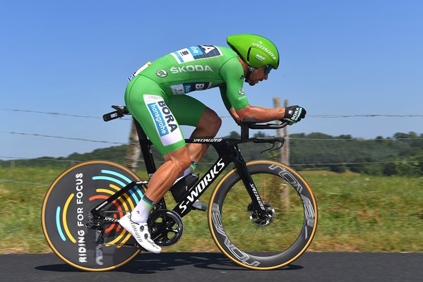 Peter Sagan Slovakia & Team Bora-Hansgrohe Time Trial Tour 2019
