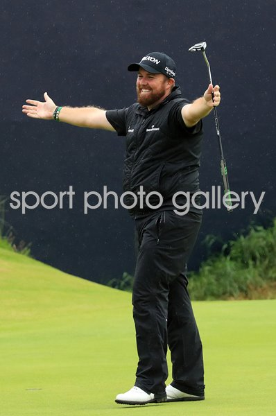 Shane Lowry Ireland wins British Open Royal Portrush 2019
