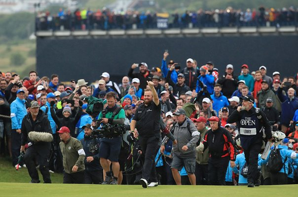 Shane Lowry Ireland 72nd Hole Open Royal Portrush 2019