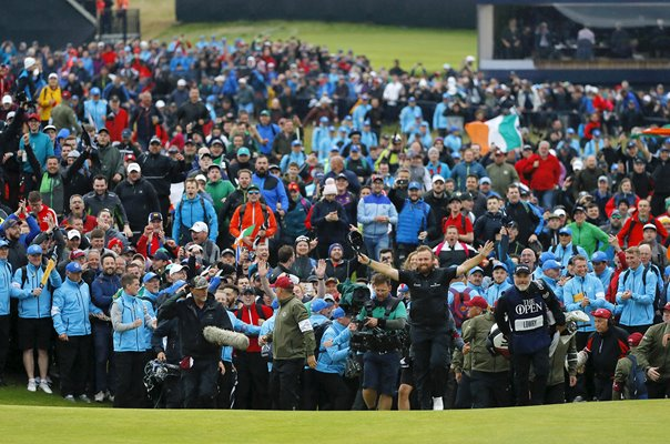 Shane Lowry Ireland Final Hole Open Royal Portrush 2019