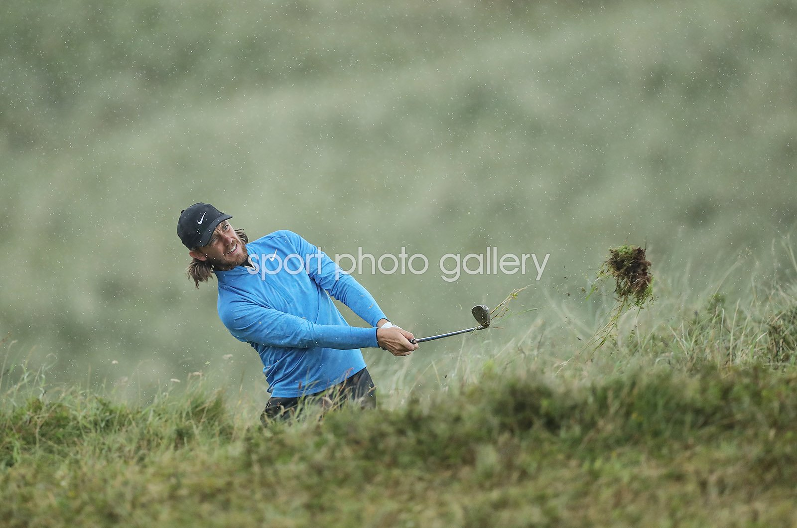 Tommy Fleetwood England Final Round Open Championship 2019