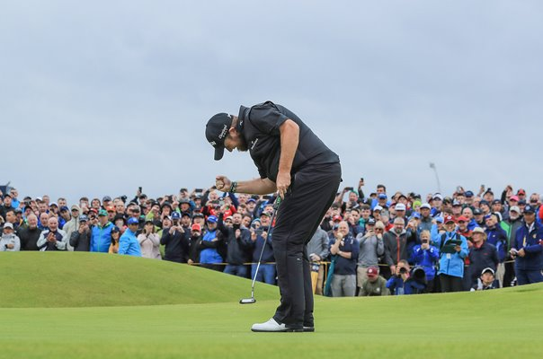 Shane Lowry Ireland 15th Final Round Open Championship 2019