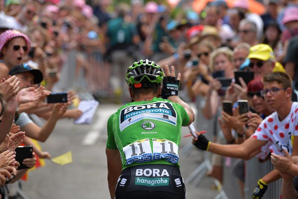 Peter Sagan Green Jersey Tour de France Stage 19 2019
