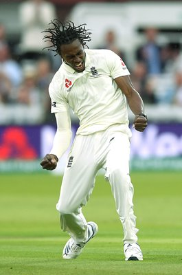 Jofra Archer England Wicket v Australia Lord's Ashes Test 2019